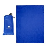 210T Waterproof Mat Polyester 20.6×11.5cm Beach Picnic Camping Mat Folding Travel Rug
