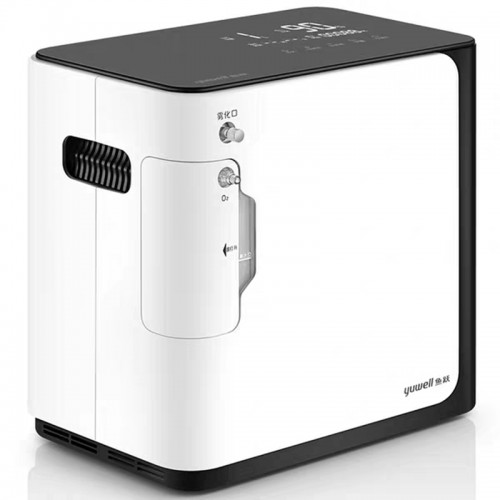 YUWELL YU360 AC220V Oxygen Concentrator Portable Oxygen Generator Home Oxygen Machine Homecare Medical Equipment