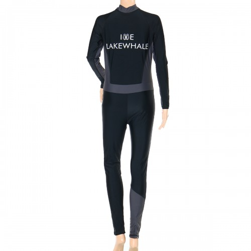 Men Diving Set Anti-UV Jellyfish Quick-drying Full Length Wetsuit Scuba Suit Swimming Surfing