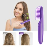 Electric Detangling Hair Brush Comb Tangled 2 Smooth Detangler Wet&Dry Hair