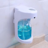 500ML Touchless Automatic Soap Dispenser Wall-mounted Foaming Liquid Dispenser For Home Office School
