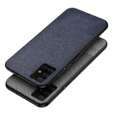Bakeey Anti-fingerprint Cotton Cloth PU Leather Protective Case for Samsung Galaxy A71 2019