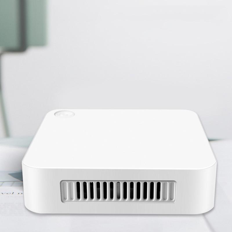 USB Charging Mini Indoor Air Purifier Ozone Generator Home Deodorizer for Pet House Bathroom Sterilization Germicidal