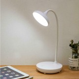 Dimmable Touch Sensor USB Charge LED Desk Table Night Bedside Reading Lamp Light