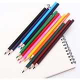 12 Colors Colored Pencils Set Artist Painting Sketching Wooden Professional Oil Color Pencil School Art Supplies