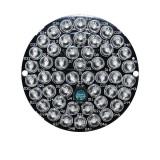 48*LED 850nm Illuminator IR Infrared Light Board Night Vision for CCTV Camera 12V DC