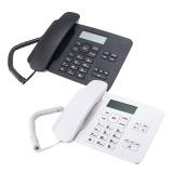 KX-T7001 Desktop Corded LCD Telephone Business Office Home Fixed Phone Landline Telephone