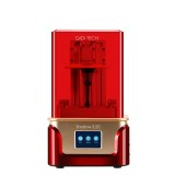 QIDI SHADOW 5.5S UV Resin 3D Printer Kit with Double Z axis Design 2K LCD Screen Air Filter Facility