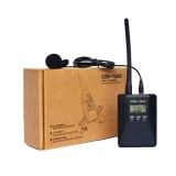 CZERF CZE-T200 0.2w Protable Stereo PLL Wireless Broadcast FM Transmitter Kits 76-108MHz Adjustable