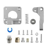 TWO TREES Upgrade Extruder Kit Grey Bowden Extruder fits CR-10 Ender3 for 3D Printers