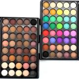 POPFEEL 40 Color Eye shadow Pearlescent Matte Earth Color Eyeshadow Palette