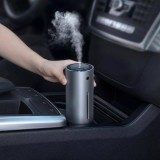 Baseus 300ml Aluminum Air Humidifier from Xiaomi Youpin Aroma Essential Oil Diffuser for Home Office Car Air Purifier Nano Spray Mute Clean Air Care