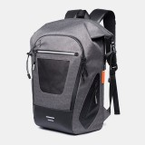 """20-35L 16"""" Extendable Unisex Outdoor Sport Rainproof Backpack High Capacity Storage Bag For Travel Climbing Hiking Fitness"""