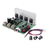 DX-206 2.0 Stereo 80W+80W High Power DIY Speaker Amplifier Board 4558 OP AMP
