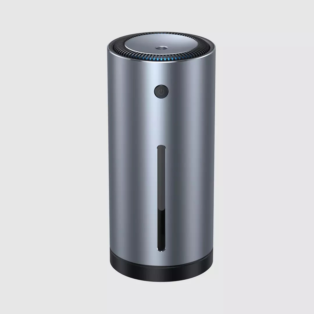 Baseus 300ml Aluminum Air Humidifier from Xiaomi Youpin Aroma Essential Oil Diffuser for Home Office Car Air Purifier Nano Spray Mute Clean Air Care