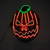 Halloween Mask Cosplay Masks LED Luminous Punpkin Masks For Halloween Party