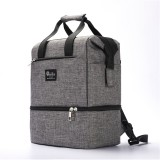 20L Waterproof Ice Bag Insulated Cooler Backpack Thermal Lunch Picnic Box Multifunction Storage Bag For Camping Picnic
