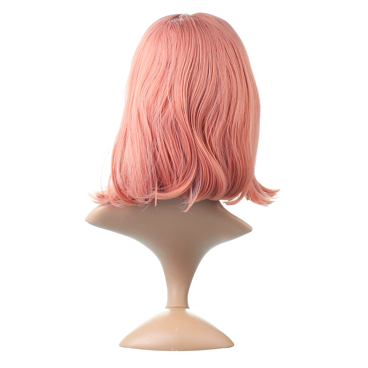 12/14 inch Pink Bob Lace Front Wig Human Hair Pre Plucked Blonde Grey Green Ombre Short Bob Wigs