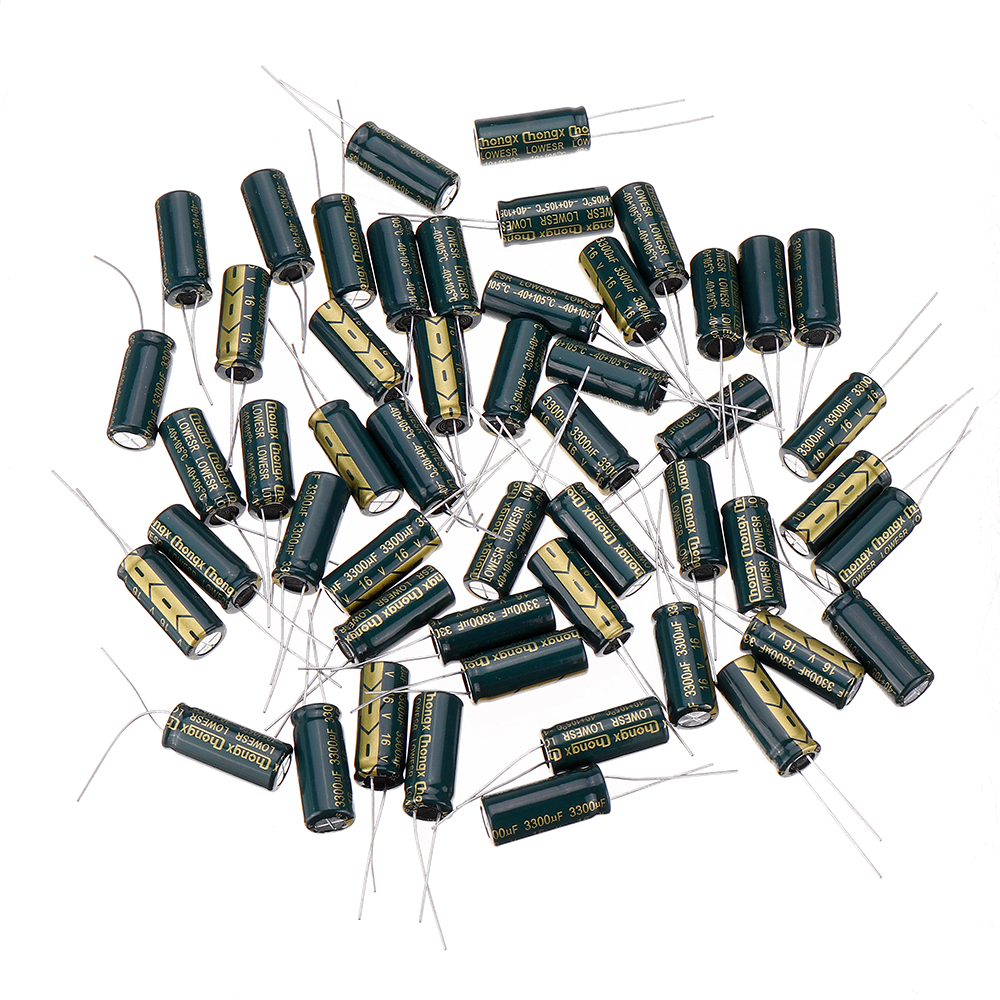 16V Electrolytic Capacitors High Frequency LOW ESR Different Values