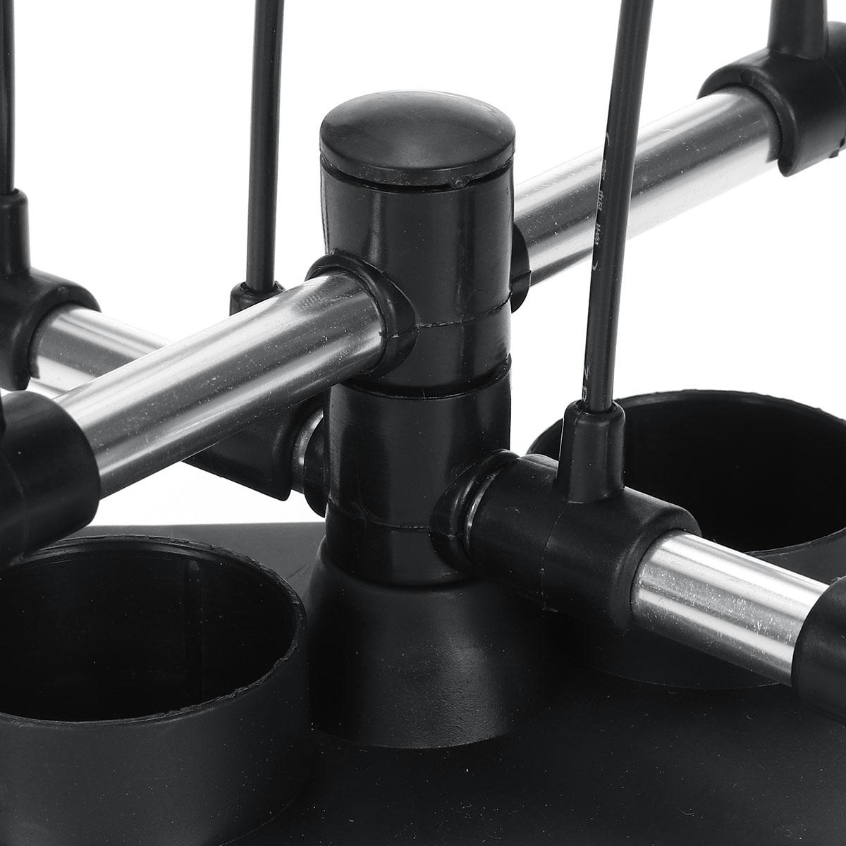 Model Spray Holder 360 Degrees Rotatable Tattoo Airbrush Stand Art Tools Kit