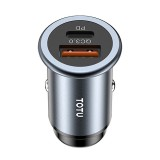 TOTUDESIGN DCCPD-04 Speedy Series PD + QC Quick Charging Car Charger