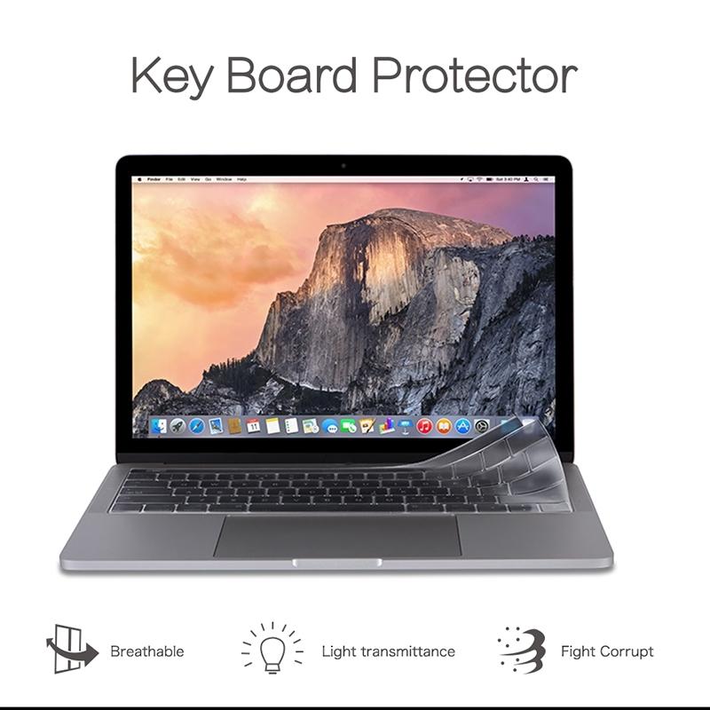 WIWU 苹果电脑TPU 键盘膜 (https://www.wiwu.net.cn/) 电脑 壳 膜 第4张