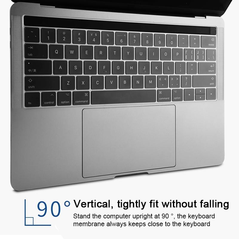 WIWU 苹果电脑TPU 键盘膜 (https://www.wiwu.net.cn/) 电脑 壳 膜 第6张