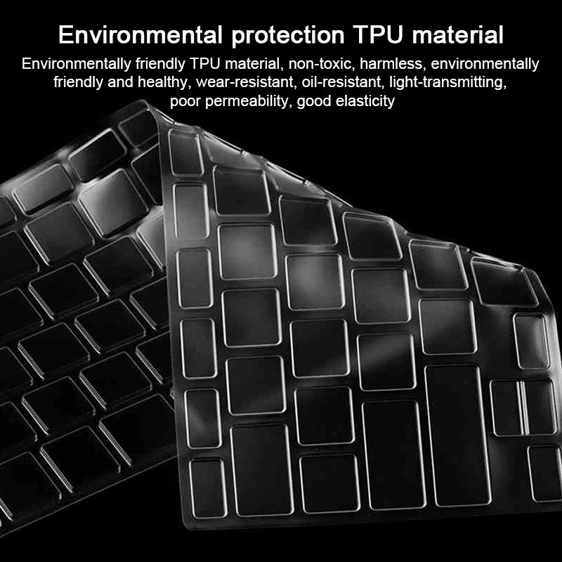 WIWU 苹果电脑TPU 键盘膜 (https://www.wiwu.net.cn/) 电脑 壳 膜 第7张