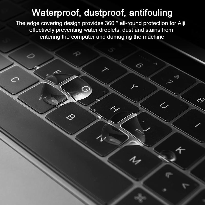 WIWU 苹果电脑TPU 键盘膜 (https://www.wiwu.net.cn/) 电脑 壳 膜 第9张