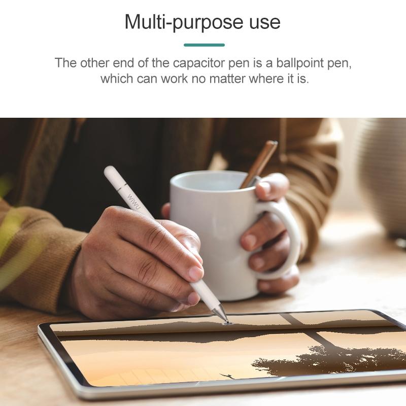 WIWU Pencil one 苹果安卓被动式电容笔 (https://www.wiwu.net.cn/) 手写笔 第10张