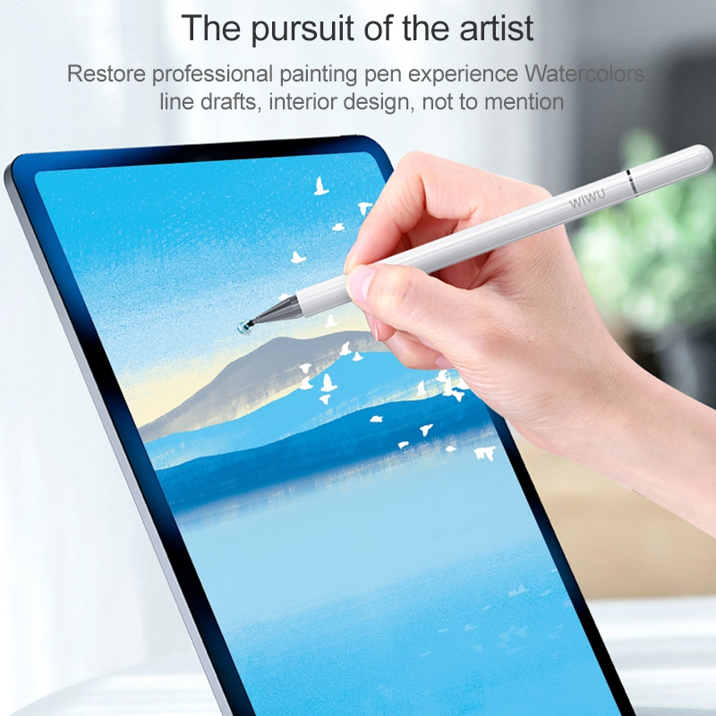 WIWU Pencil one 苹果安卓被动式电容笔 (https://www.wiwu.net.cn/) 手写笔 第11张