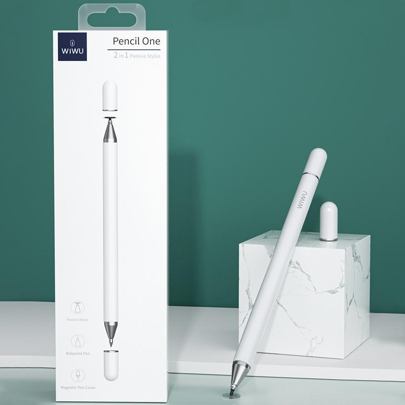 WIWU Pencil one 苹果安卓被动式电容笔 (https://www.wiwu.net.cn/) 手写笔 第13张