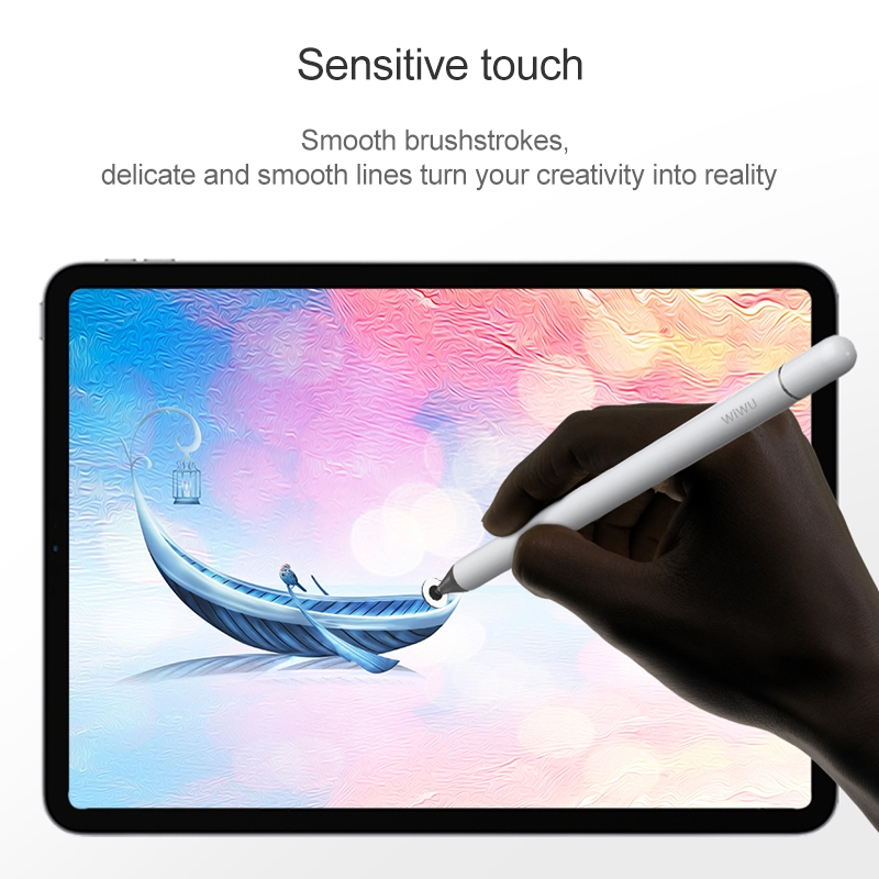 WIWU Pencil one 苹果安卓被动式电容笔 (https://www.wiwu.net.cn/) 手写笔 第7张