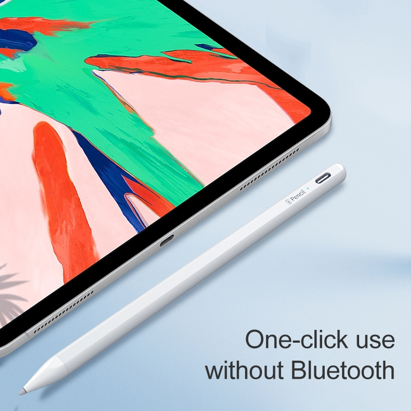 WIWU Pencil X For iPad 2018 or 2019 above Version Tablet PC Magnetic Adsorption Anti-mistouch Capacitive Stylus