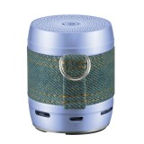 EWA A113 Portable Super Mini Bluetooth Speaker Wireless Bass Subwoofer Boom Box Speakers (Blue)