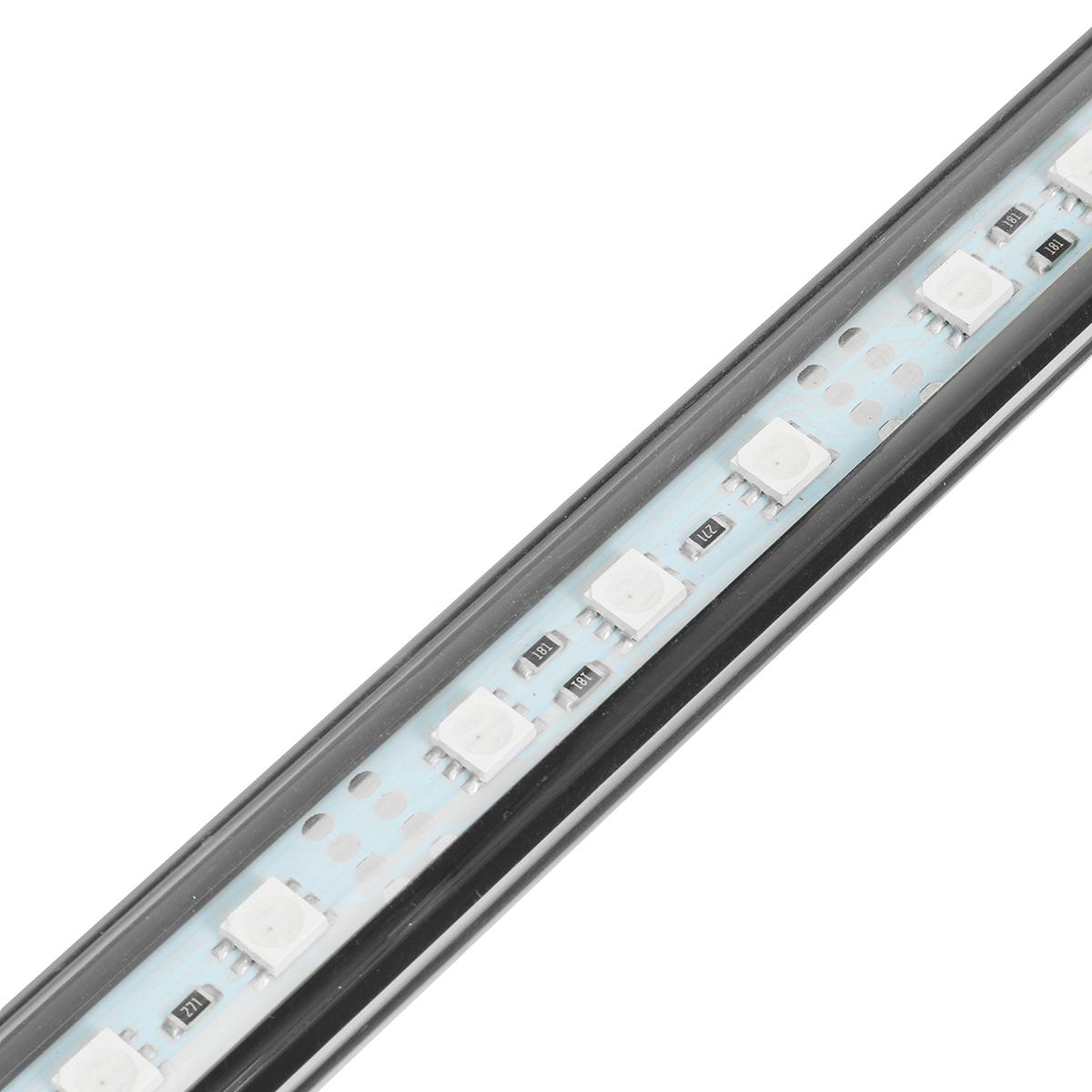 57/62/72/82/92/112CM RGB LED Aquarium Fish Tank Light Bluetooth APP Control