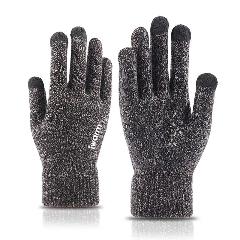 Winter Touch Screen Gloves Warm Windproof Waterproof Outdoor Hiking Sports Skiing Mittens Unisex