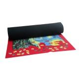 90 x 65cm Puzzles Mat Jigsaw Diving Cloth Mat Blanket Waterproof Mat Blanket