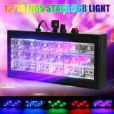 15W RGB LED Stage Effect Light 5050 DJ Projector Disco Bar KTV Decor Party Lamp AC100-240V