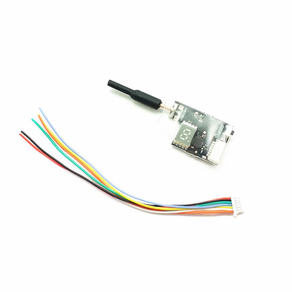 EWRF e7082TM 5.8G 48CH 25mW/100mW/200mW/OFF Adjustable VTX FPV Transmitter for FPV Racing RC Drone