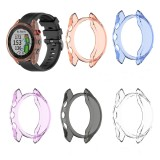 Bakeey Transparent TPU Watch Case Protector Watch Cover For Garmin Approach S62