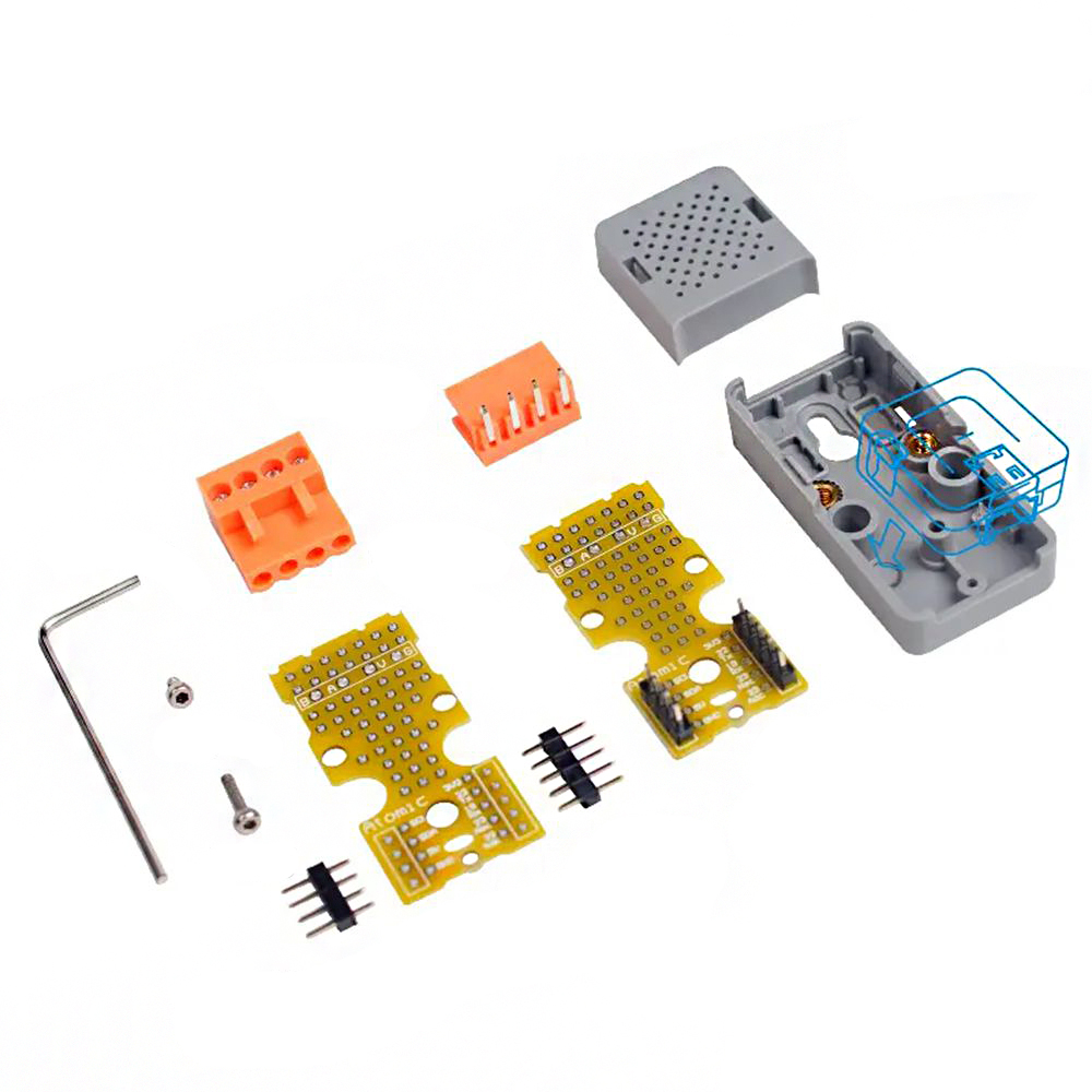 M5Stack ATOMIC DIY Kit Atom Expansion Board DIY Node Controller Peripheral Connection Module
