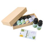 6Pcs Aromatherapy Essential Oil Pure Natural Organic Aromatherapy Oil
