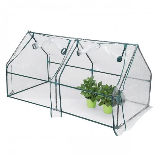 180x90x90cm Mini Greenhouse Indoor Outdoor Flower Plant 1 Tier Gardening Winter Tent Shelter