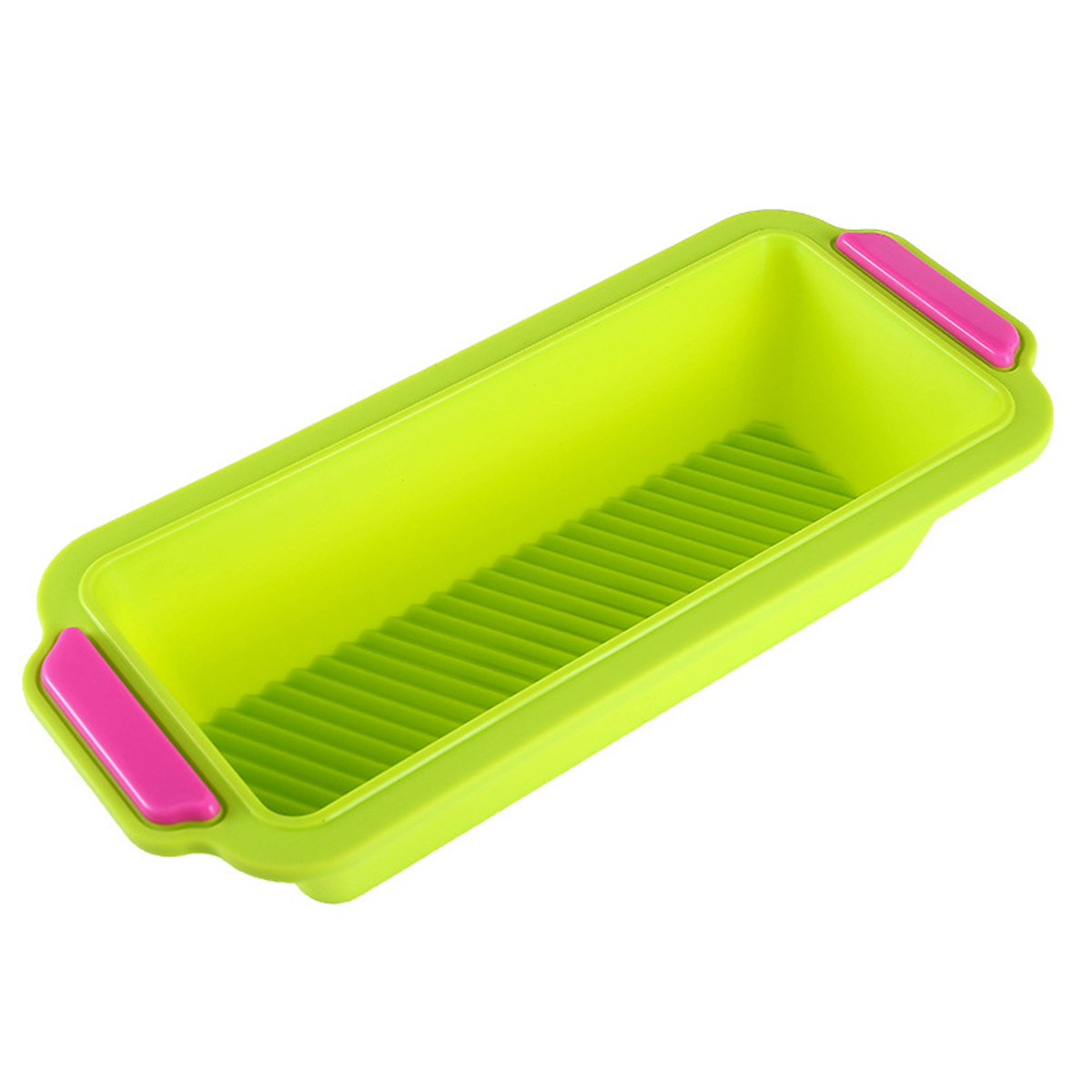 29.2x12.8x6.2cm Silicone Cake Mold DIY Non-stick Bread Toast Mould Loaf Pastry Baking Mold Bakeware