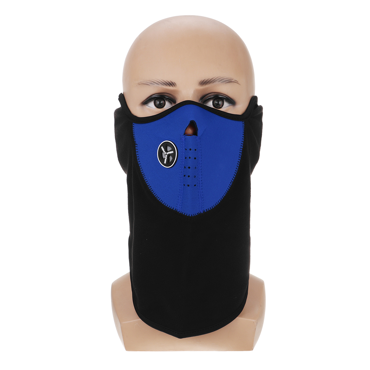 Face Mask Windproof Dustproof Outdoor Warm Motorcycle Riding Mountain Climbing Ski