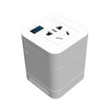iMars 300W Car Power Inverter DC 12V To AC 220V 110V Modifined Sine Wave Converter 4 USB Port Ozone Sterilization Anion Air Purifier