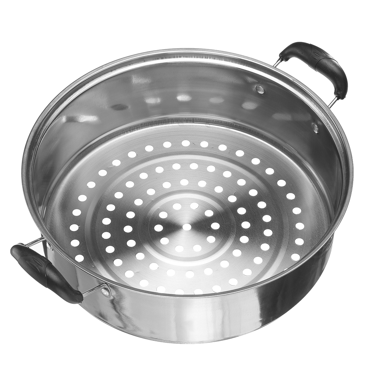 3 Tier Stainless Steel Pot Steamer Steam Cooking Cooker Cookware Hot Pot Kitchen Cooking Tools
