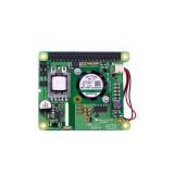 Yahboom Ethernet POE Power Supply Module Board POE HAT Extension Board with Cooling Fan for Raspberry Pi 4B/3B+