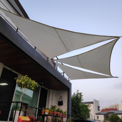 Oxford Cloth Waterproof Sun Shade Sail UV Proof Block Outdoor Canopy Patio Garden Yard Pool Cover